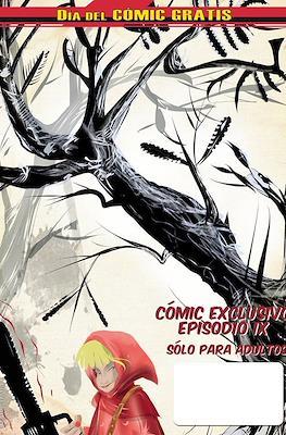 Episodio IX. Sólo para adultos. Comic Exclusivo del Día del Cómic Gratis