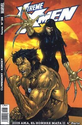 X-Treme X-Men (2002-2005) (Grapa) #28