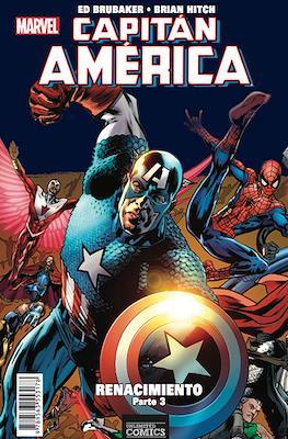Capitán América. Renacimiento #3