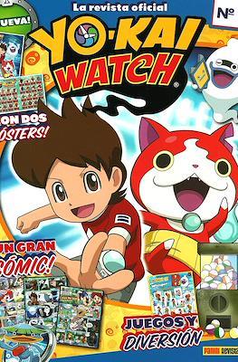 Yo-kai Watch. La revista oficial