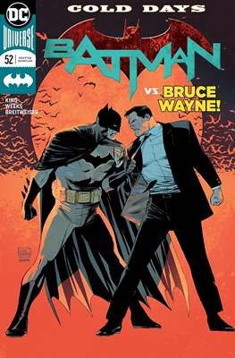 Batman Vol. 3 (2016-) (Comic Book) #52