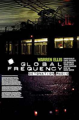 Global Frequency (Softcover 144 pp) #2