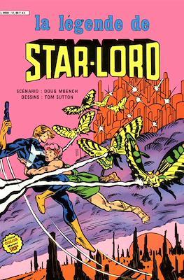 La légende de Star-Lord