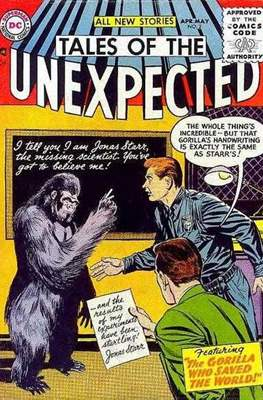 Tales of the Unexpected (1956-1968) (Comic Book) #2