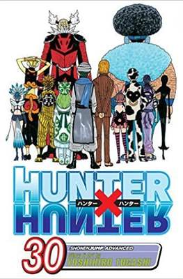 Hunter x Hunter (Softcover) #30