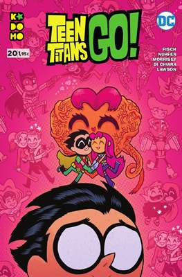Teen Titans Go! (Grapa) #20