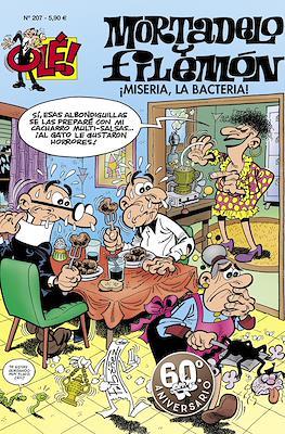 Mortadelo y Filemón. OLÉ! (1993 - ) (Rústica, portadas en relieve) #207