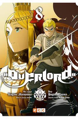 Overlord (Rústica con sobrecubierta) #8