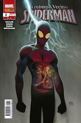 Amistoso Vecino Spiderman (Grapa) #3
