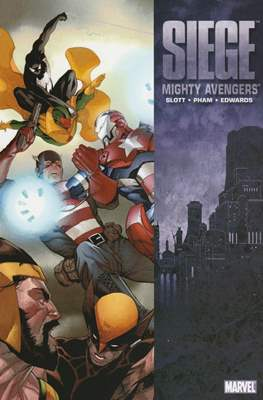 The Mighty Avengers Vol. 1 (2007-2010) (Paperback) #7