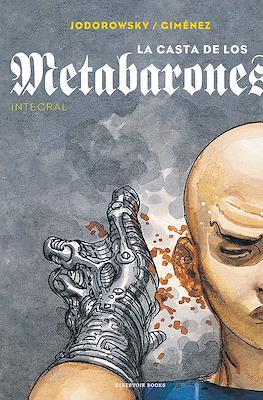 La casta de los Metabarones (Cartoné 584 pp)