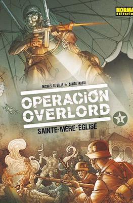 Operación Overlord (Cartoné 48 pp) #1