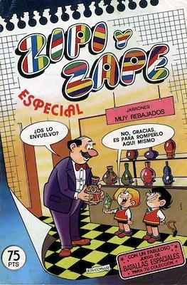 Zipi y Zape Especial / ZipiZape Especial (Grapa 76-100 pp) #48