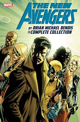 The New Avengers by Brian Michael Bendis: The Complete Collection (Softcover) #6