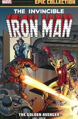 Iron Man Epic Collection (Softcover) #1