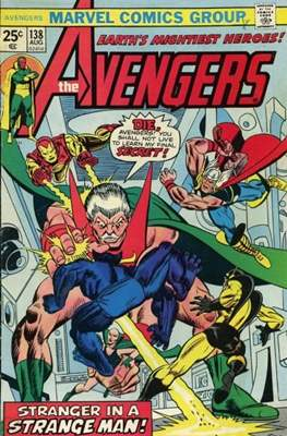 The Avengers Vol. 1 (1963-1996) (Comic Book) #138