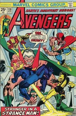 The Avengers Vol. 1 (1963-1996) (Grapa) #138