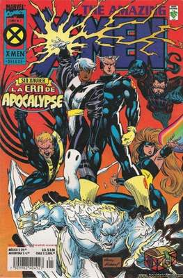 The Amazing X-Men (Grapa) #1