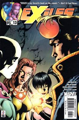 Exiles Vol. 1 (2001-2008) (Comic Book) #13