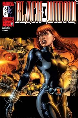 Black Widow Vol. 1 (Comic Book) #1