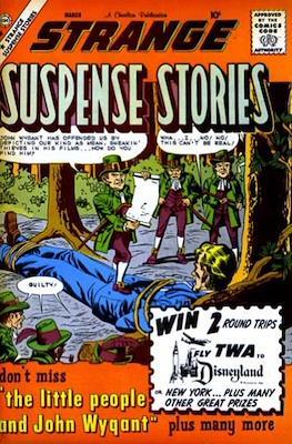 Strange Suspense Stories Vol. 2 (Saddle-stitched) #46