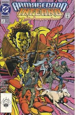 Armageddon: Inferno (Comic Book) #2