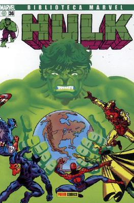 Biblioteca Marvel: Hulk (2004-2006) (Rústica 160 pp) #36