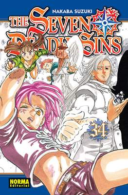 The Seven Deadly Sins (Rústica con sobrecubierta) #34