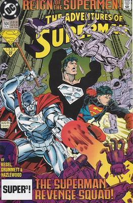 Superman Vol. 1 / Adventures of Superman Vol. 1 (1939-2011) (Comic Book) #504