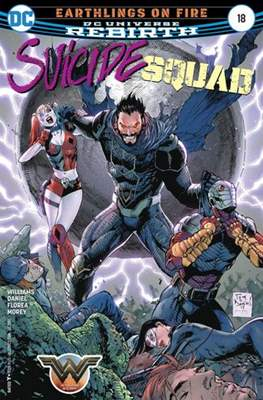 Suicide Squad Vol. 5 (2016) (Comic-Book) #18