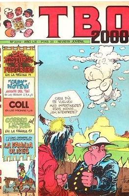 TBO 2000 - El TBO (Grapa) #2219