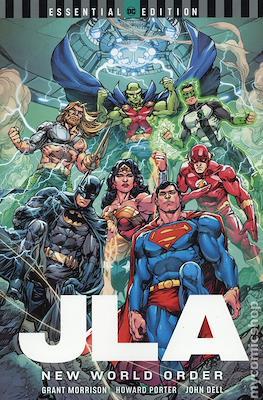 JLA: New World Order - Essential Edition