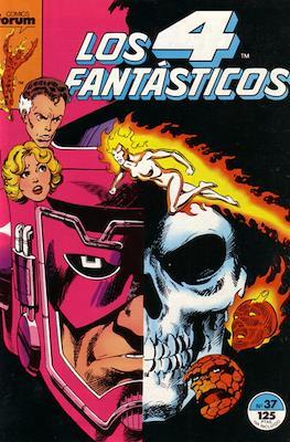 Los 4 Fantásticos Vol. 1 (1983-1994) (Grapa 36-32-24 pp) #37