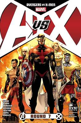 Avengers vs X men (Grapa) #7