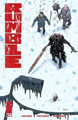 Rumble (Comic-book) #10