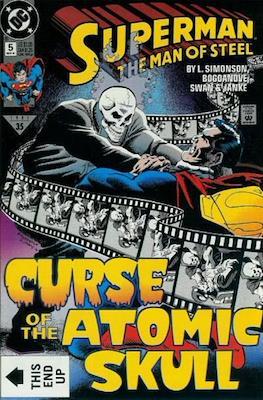 Superman: The Man of Steel (Comic book) #5