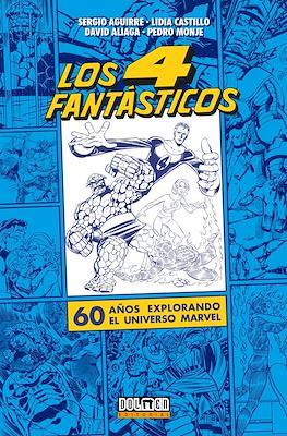 Los 4 Fantásticos: 60 años explorando el Universo Marvel