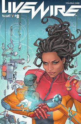 Livewire (2018-) (Comic book) #8