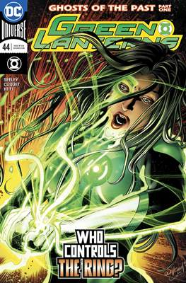 Green Lanterns Vol. 1 (2016-2018) (Comic-book) #44