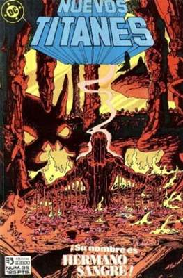 Nuevos Titanes Vol. 1 (1984-1988) (Grapa 40 pp) #35