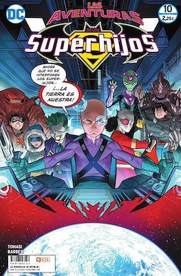Las aventuras de los Superhijos (Grapa 24 pp) #10