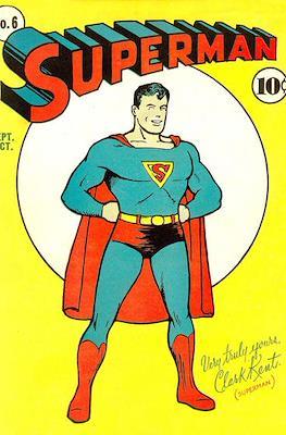 Superman Vol. 1 / Adventures of Superman Vol. 1 (1939-2011) #6
