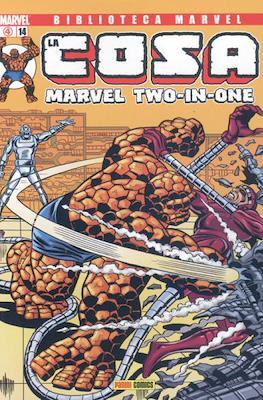 Biblioteca Marvel: La Cosa (2005-2006) #14