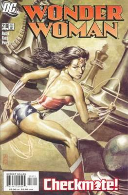 Wonder Woman Vol. 2 (1987-2006) #218