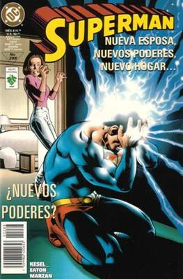 Superman Vol. 1 (Grapa. 1986-2001) #288