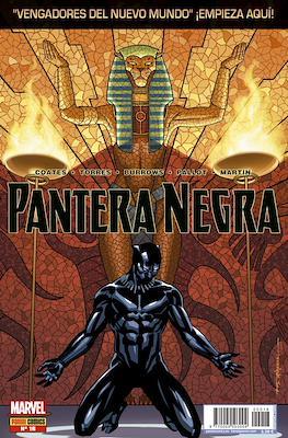 Pantera Negra Vol. 2 (2016- 2018) (Grapa) #16