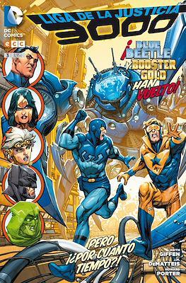 Liga de la Justicia 3000 (Rústica.) #3