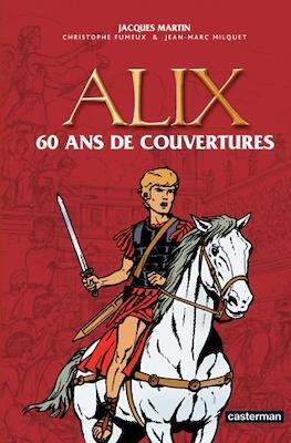 Alix 60 ans de couvertures