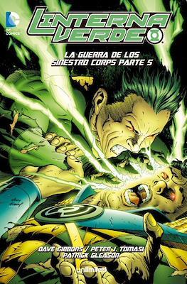 Linterna Verde: La guerra de los Sinestro Corps #5
