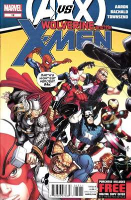 Wolverine and the X-Men Vol. 1 (Comic-Book) #12